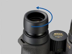 Adjust Binoculars Eye Cups
